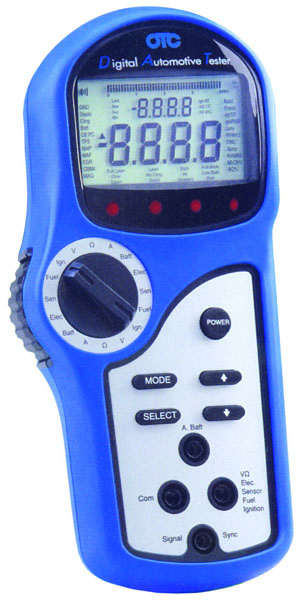 reparation, repair, multimeter, otc